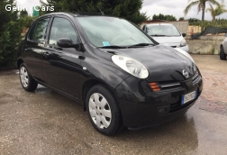 2003 AUTOMATIC NISSAN MICRA